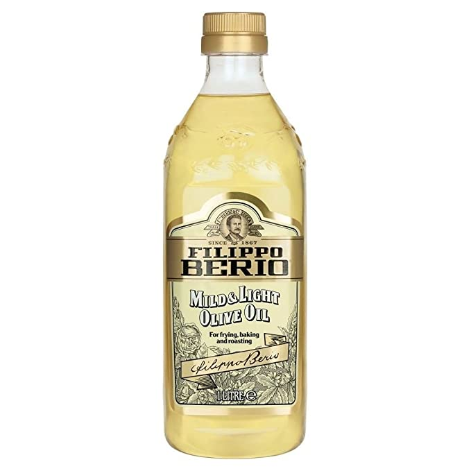 Filippo Berio Mild & Light Olive Oil 1L