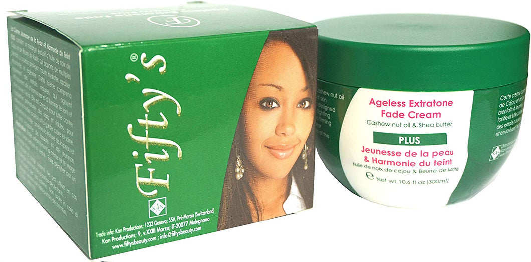 Fifty's Ageless Extratone Fade Cream 300ml