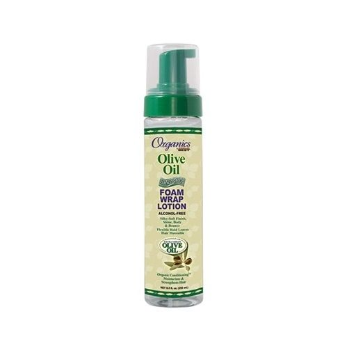 Africa's Best Organics Foam Wrap Lotion 251ml