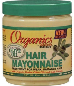 Africa's Best Organics Hair Mayonnaise 426g