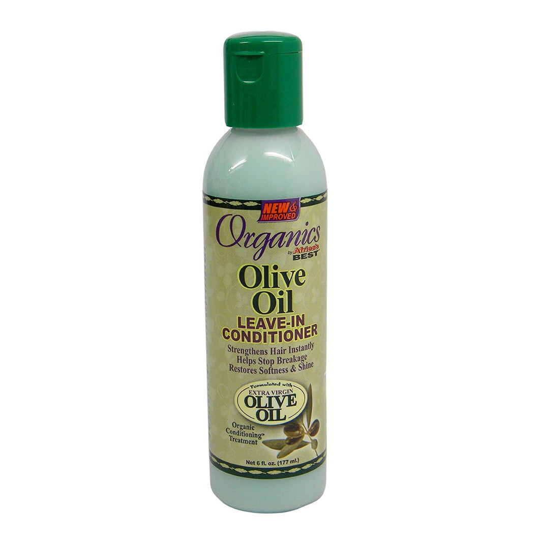 Africa's Best Organics Olive Oil Leave-In Conditioner 177ml