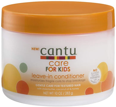 Cantu Kids Leave In Conditioner 283g