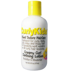 Curly Kids Creamy Curl Defining Lotion 177ml