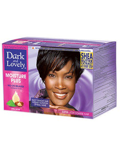 Dark & Lovely No Lye Relaxer Kit
