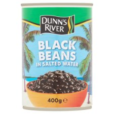 Dunn's River Black Beans in Salted Water