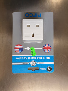 Travel Adaptor (UK to USA)
