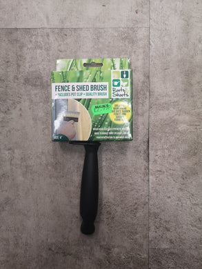 Fence & Shed Brush Size 4