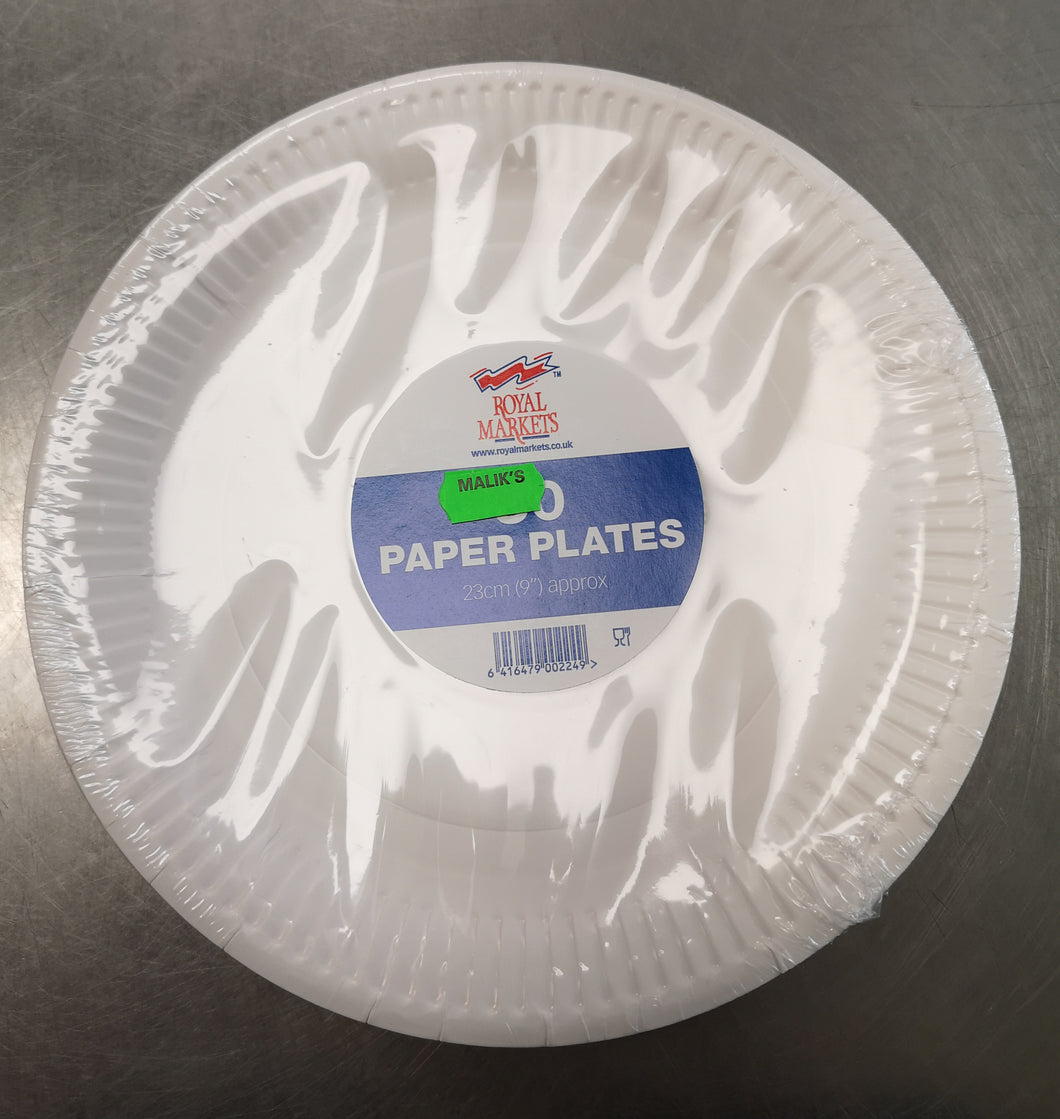 Paper Plates 20 9