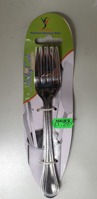 Stainless Steel Royal Forks 4Pc