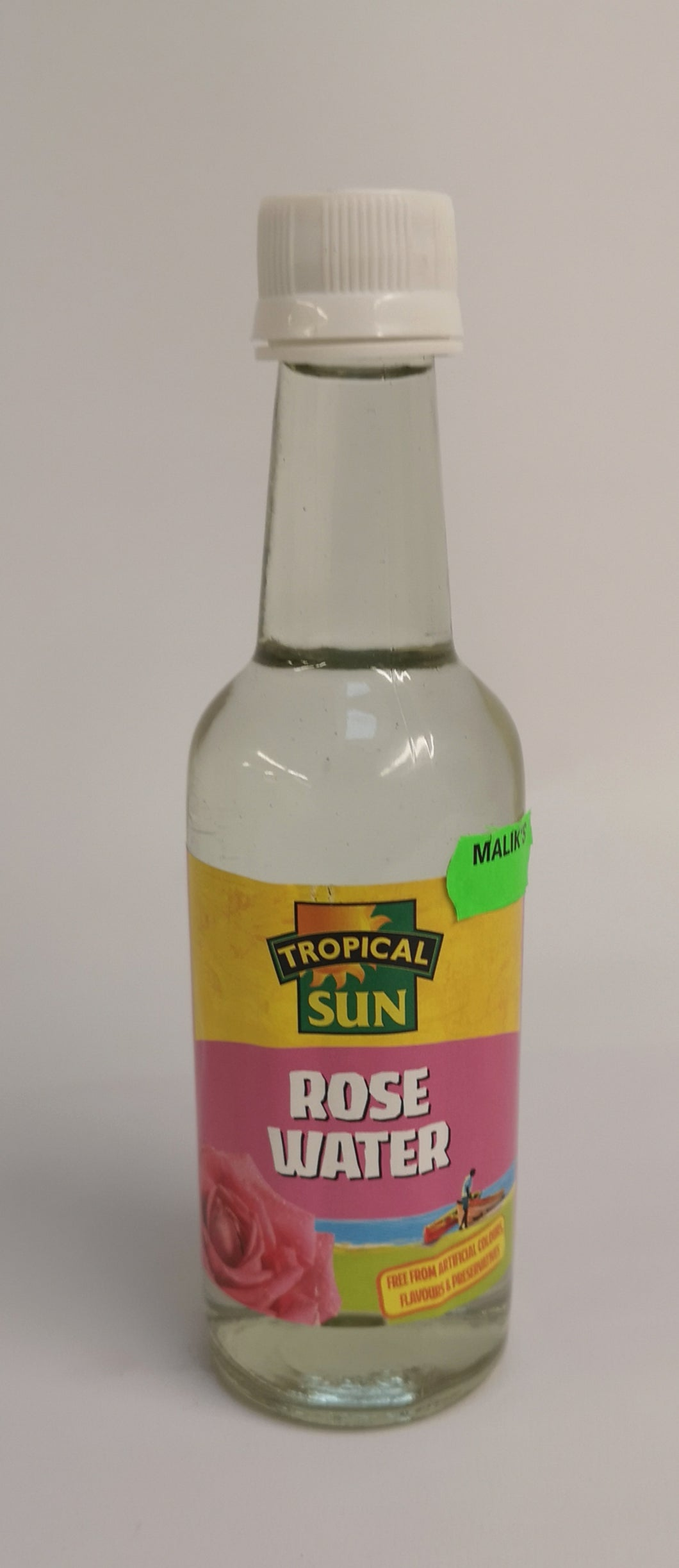 Tropical Sun Rose Water