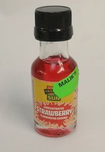 Tropical Sun Concentrated Fruit Flavouring Essence