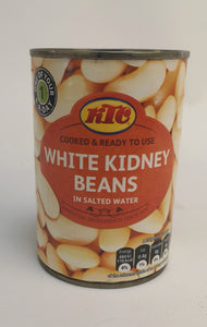 KTC White Kidney Beans in Salted Water