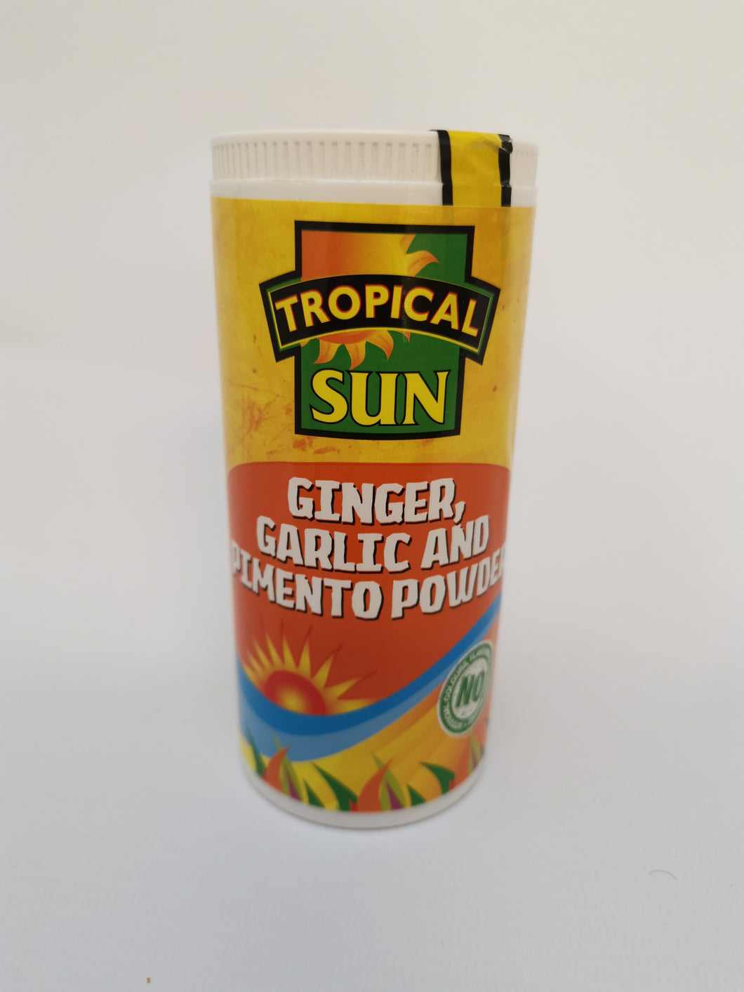 Tropical Sun Ginger, Garlic and Pimento Powder 100g