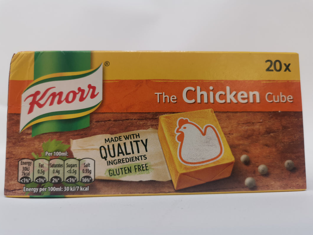 Knorr Chicken Stock Cubes 200g