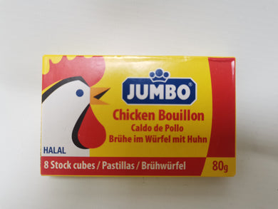 Jumbo Chicken Stock Cubes 80g