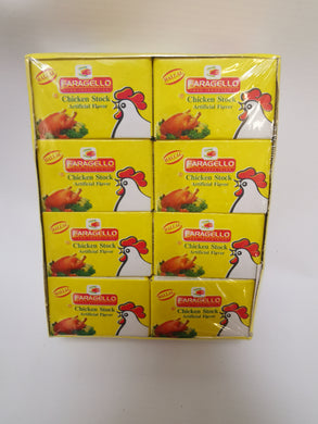 Faragello Chicken Stock Cubes 576g