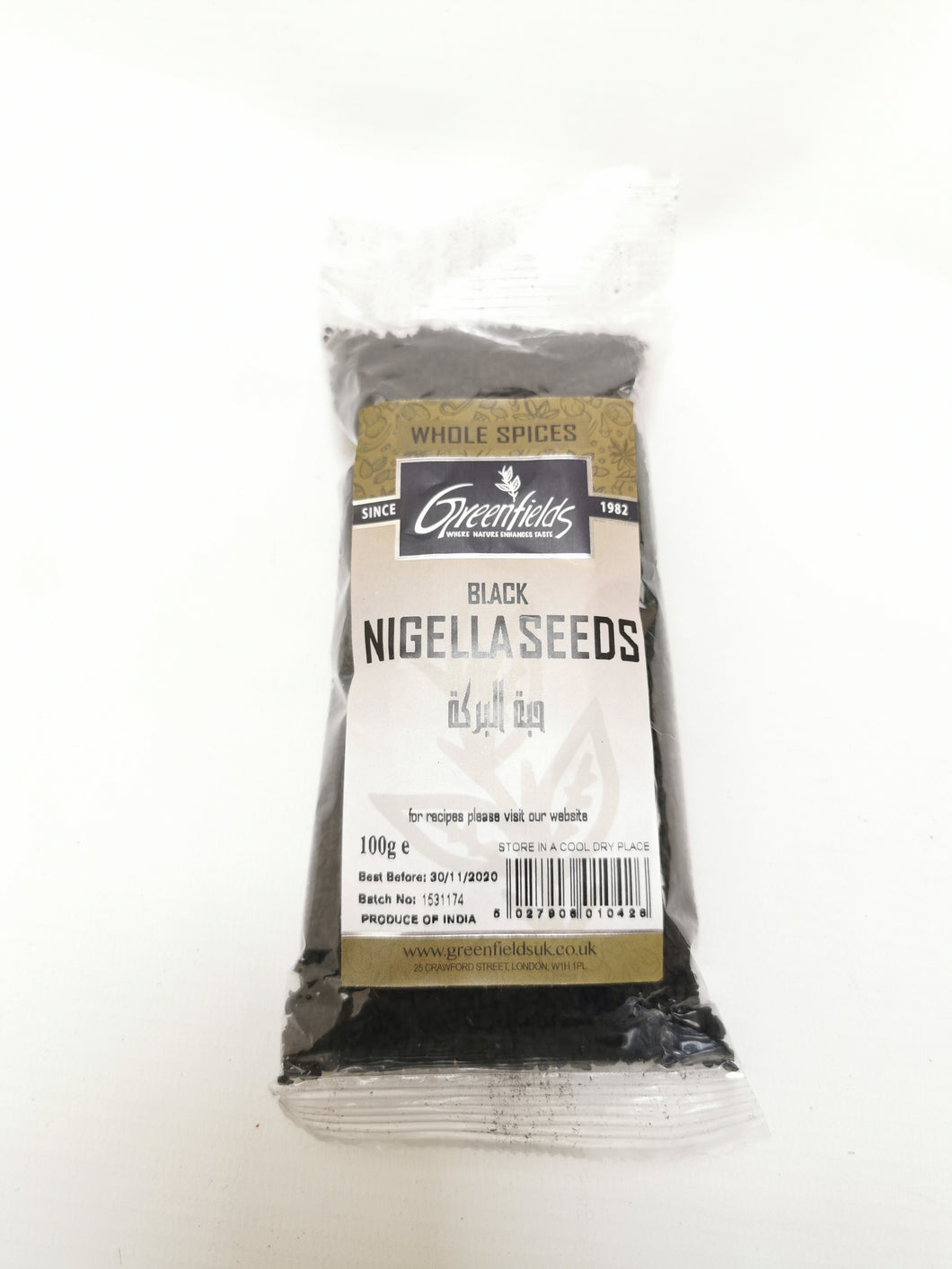Greenfields Black Nigella Seeds