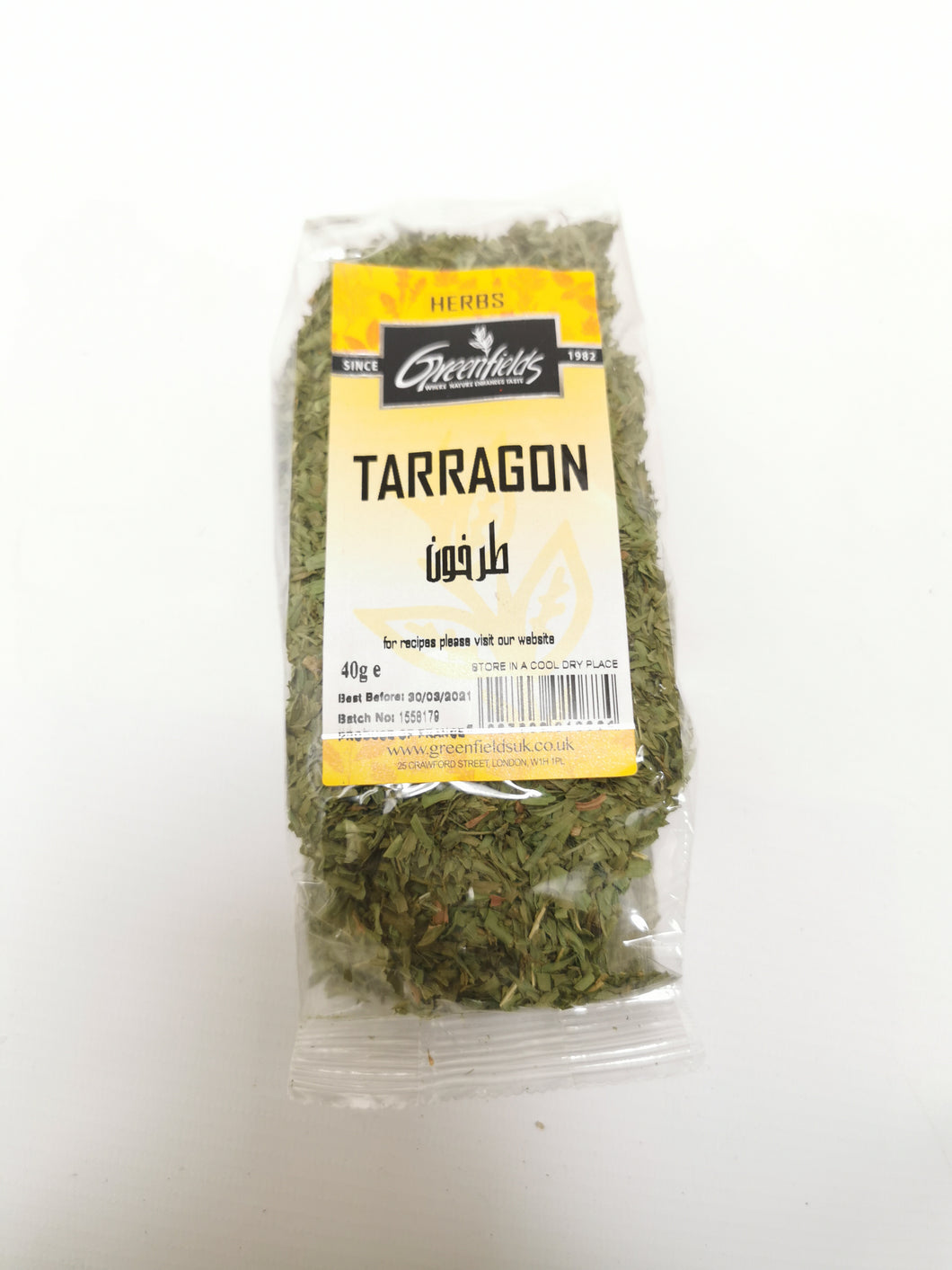 Greenfields Tarragon