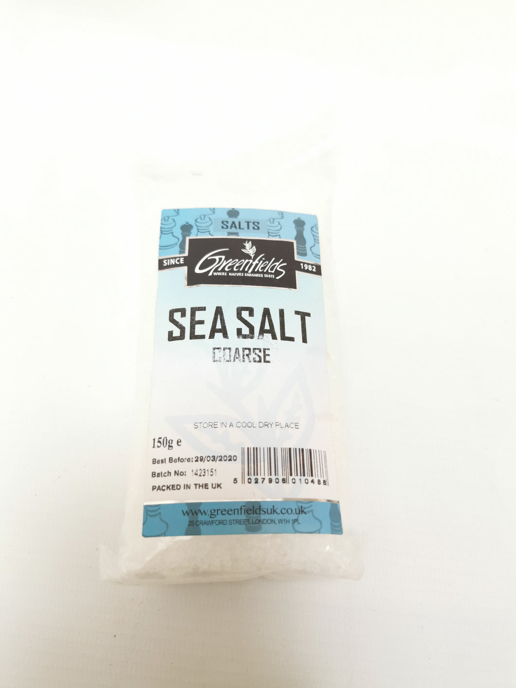 Greenfields Sea Salt