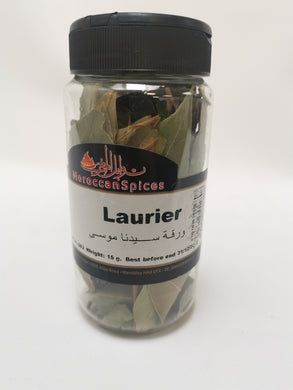 Moroccan Spices Laurier 15g