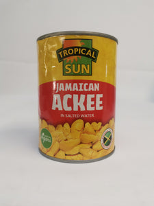Tropical Sun Jamaican Ackee in salted water