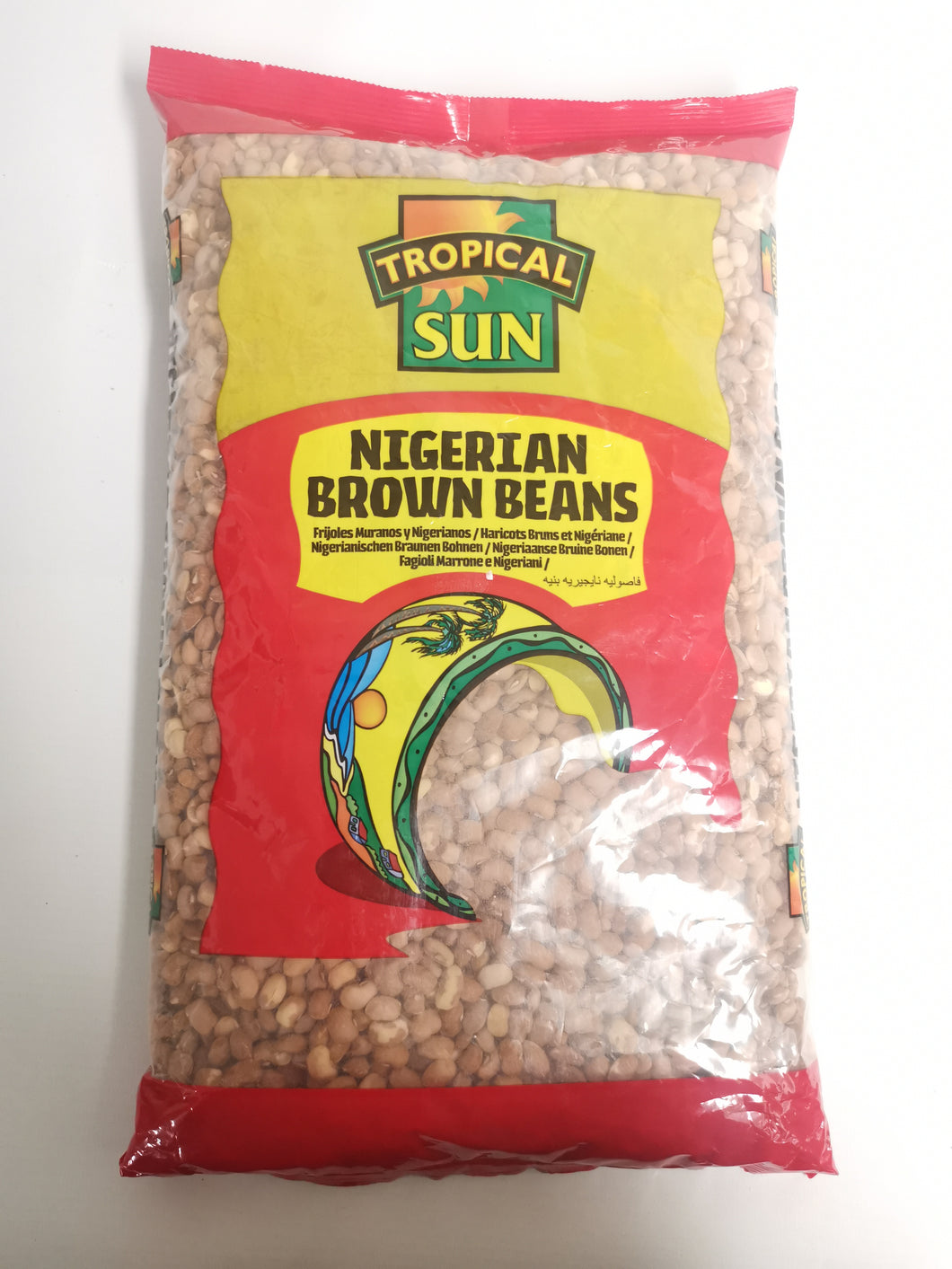 Tropical Sun Nigerian Brown Beans