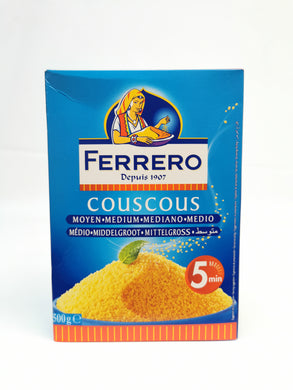 Ferrero Couscous (Medium)