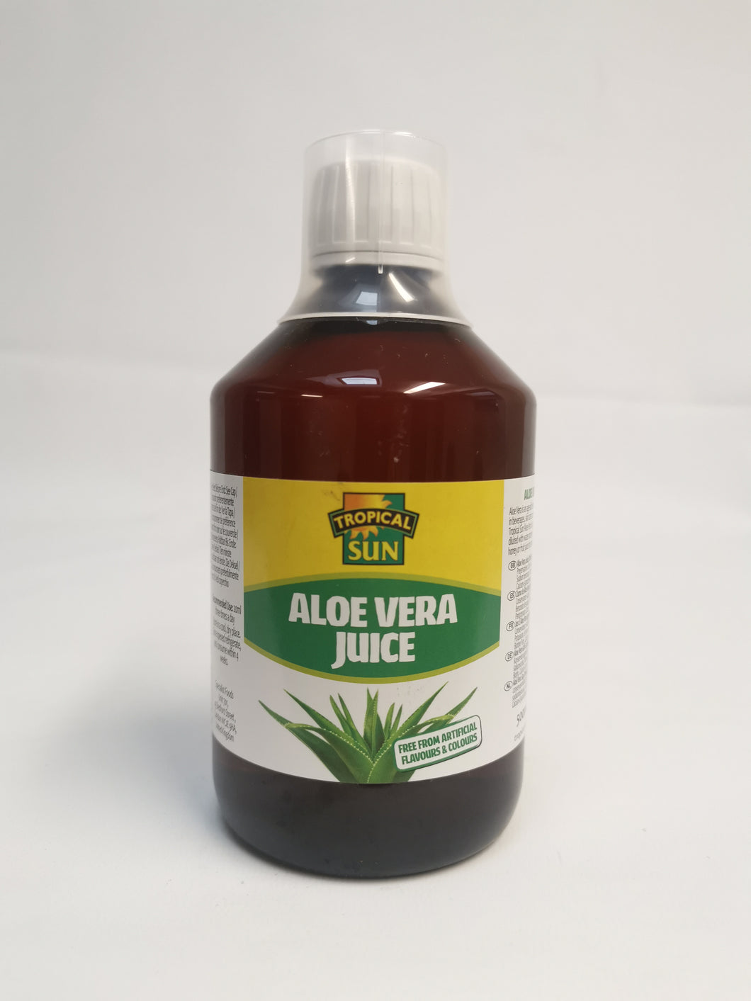Tropical Sun Aloe Vera Juice 500ml