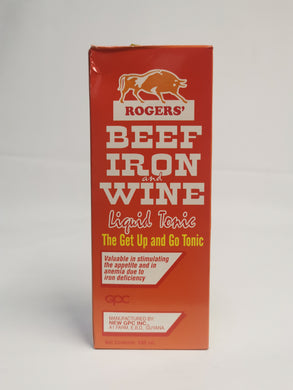 Roger's Beef Iron and Wine 200ml