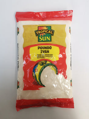 Tropical Sun Poundo Iyan 1.5kg