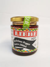 Load image into Gallery viewer, Liebe Delicious Pepper Sauce (Shito) Hot