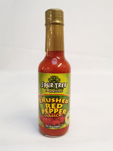 Spur Tree Crushed Red Pepper Sauce 148ml