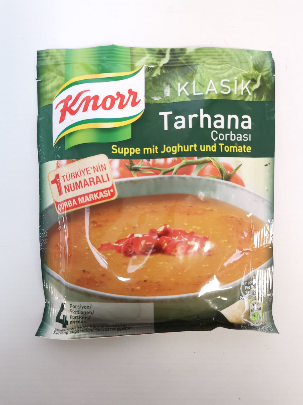 Knorr Soup Mix With Yogurt & Tomato 74g