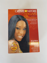 Load image into Gallery viewer, Creme Of Nature Argan Oil No-Lye Relaxer