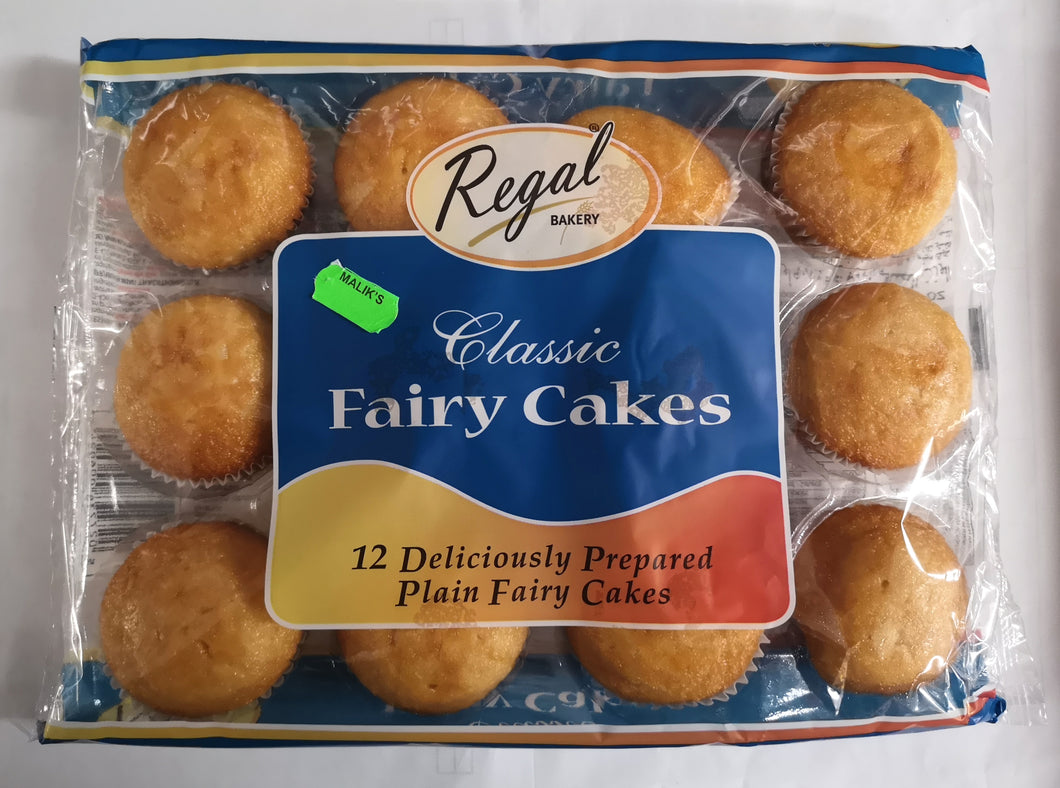 Regal Fairy Cakes