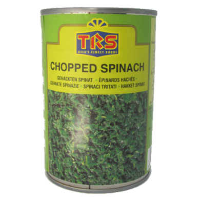 TRS Chopped Spinach
