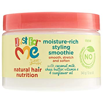 Just For Me Moisture Rich Styling Smoothie 340g