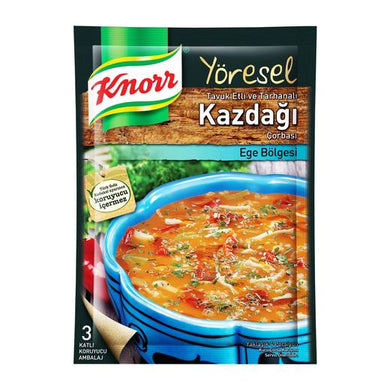 Knorr Soup Mix (Turkish)