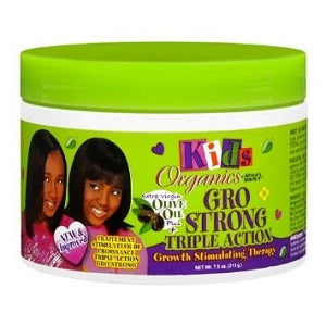 Kids Organics Gro Strong Growth Stimulating Therapy 213g