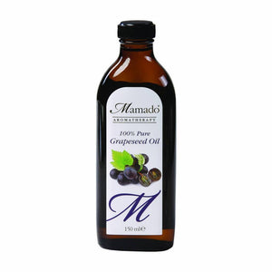 Mamado 100% Pure Grapeseed Oil 150ml