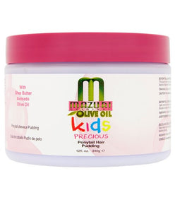 Mazuri Olive Oil Kids Precious Hair Pudding 340g