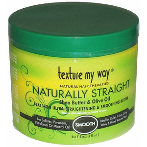 Texture My Way Straightening & Smoothing Butter 118ml