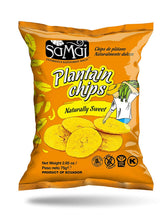 Load image into Gallery viewer, Samai Plantain Chips 75g