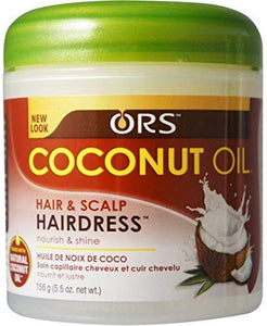 ORS Coconut Oil Hairdress 156g