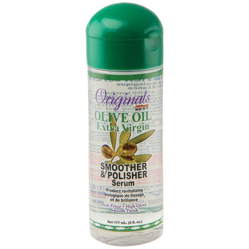 Africa's Best Originals Olive Oil Smoother & Polisher Serum 177ml