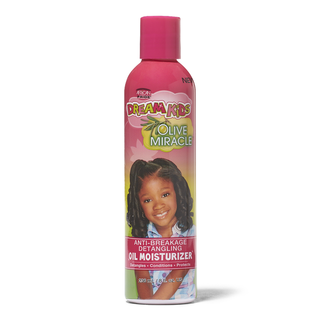 African Pride Dream Kids Oil Moisturizer 236ml