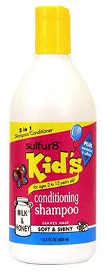 Sulfur 8 Kids Conditioning Shampoo 400ml