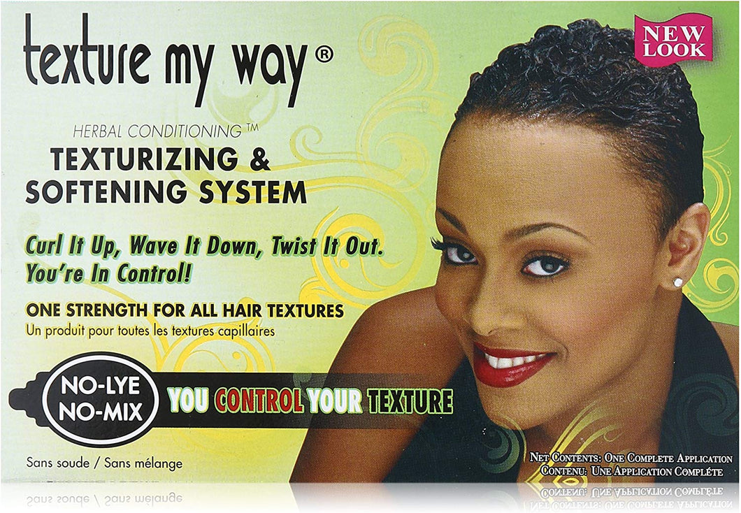 Texture My Way Texturizing & Softening System
