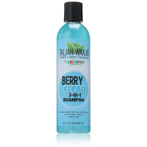 Taliah Waajid Berry Clean 3in1 Shampoo 236ml