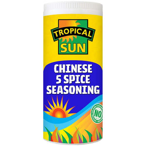 Tropical Sun Chinese 5 Spice Seasoning